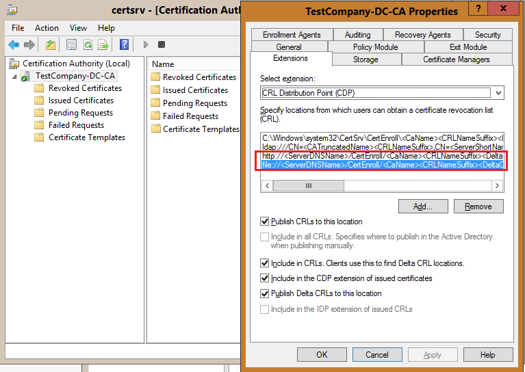 Deploying exchange 2013 sp1 step by step part1 michael firsov testcompany computer certificate its got be available in the add site binding dialog after ca server reboot yadclub Choice Image